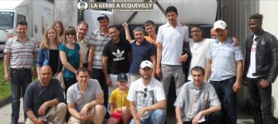 La Gerbe: Aider les plus démunis ici et là-bas