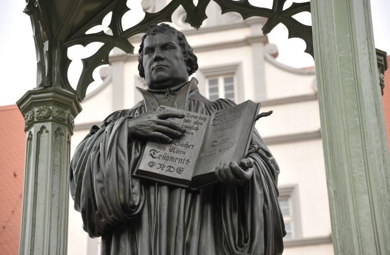 Une déclaration d'unité, 500 ans après la rupture