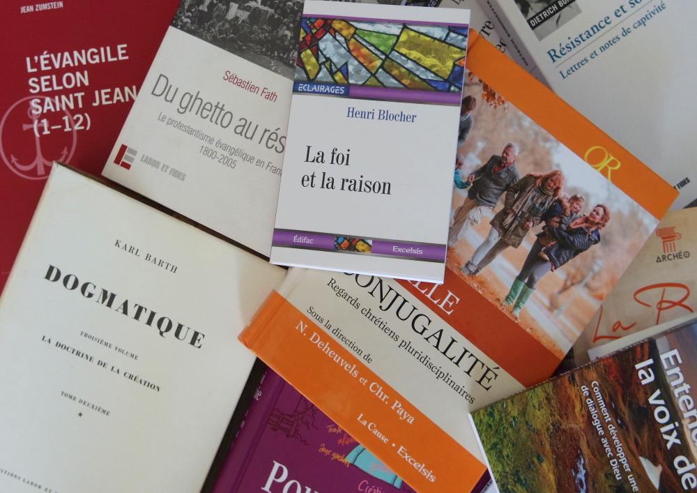 Est-ce bien nécessaire de lire des livres de théologie ?