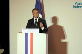 Macron devant les protestants, « vigies » de la République