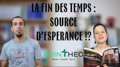 Le Point Théo S01/E04 – La Parousie