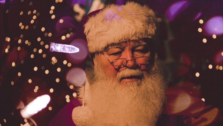 Le Père Noël, Jésus et mon fils