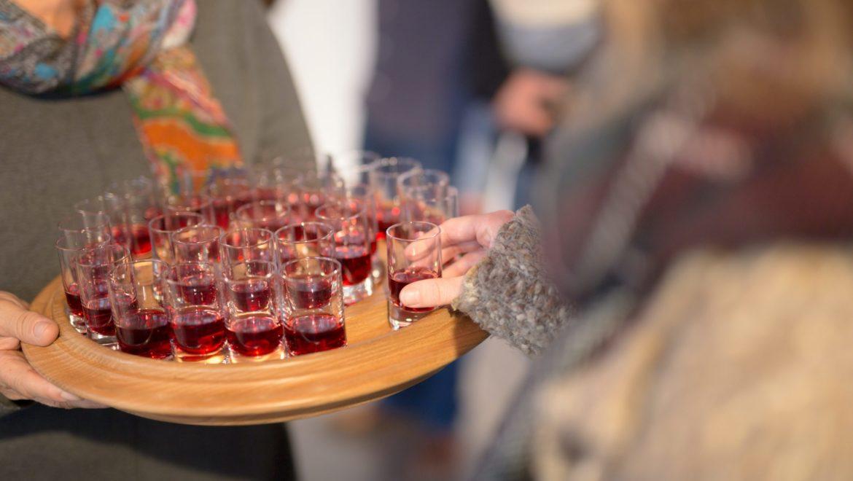 La cène, choisissez votre boisson…